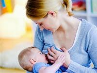 Menyusui Tingkatkan Risiko Asma pada Anak