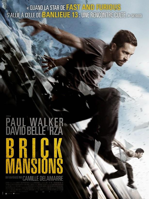 ตัวอย่างหนังใหม่ : Brick Mansions (พันธุ์โดด พันธุ์เดือด)  ตัวอย่างที่ 2 ซับไทย poster