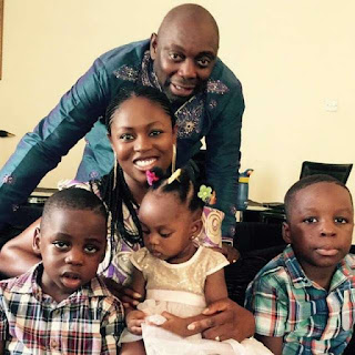 Shocker! Do You Know Segun Arinze Has 6 Kids With 4 Different Women?