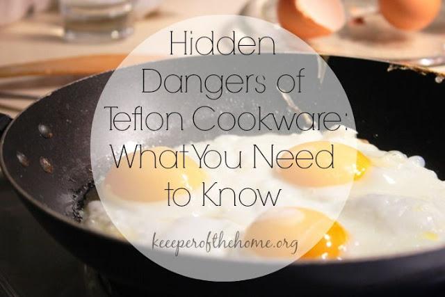 WAJIB TAU untuk Para Ibu! INI Bahaya Dibalik Penggunaan Alat Masak Teflon!