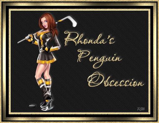 Rhonda's Hockey Obsession