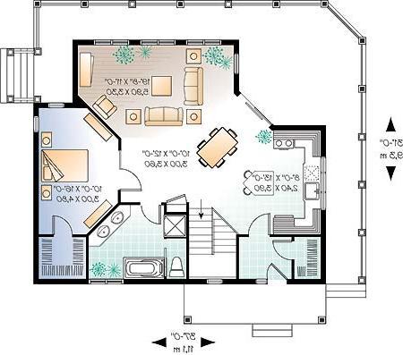 Iris lozada septiembre 2011 for Creador de planos sencillos para viviendas y locales