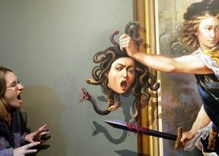 Ένα μουσείο οπτικών ψευδαισθήσεων με έργα που... συναρπάζουν [photos]