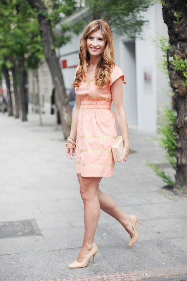 BLOG DE MODA Y LIFESTYLE ROMANTIC DRESS