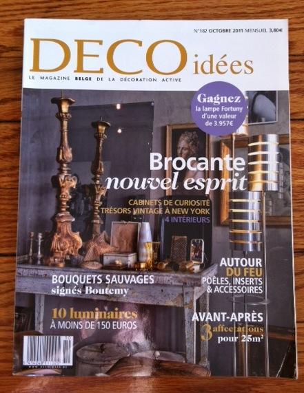 Marcus hay fluff n stuff dutch eigen huis interieur belgium deco idee 39 s magazines - Deco buitenkant huis ...