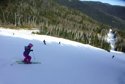 Whiteface Mountain, Wednesday 12/09/2015.  The Saratoga Skier and Hiker, first-hand accounts of adventures in the Adirondacks and beyond, and Gore Mountain ski blog.