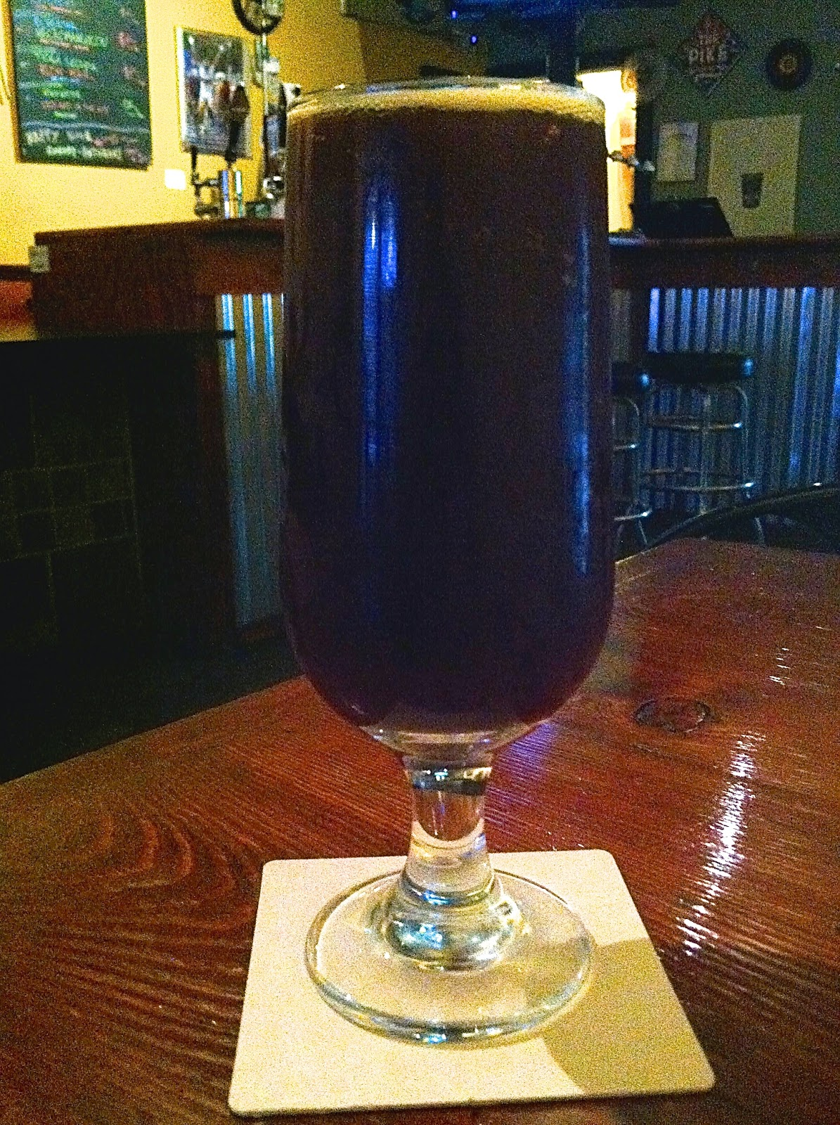 High Water Barleywine 1