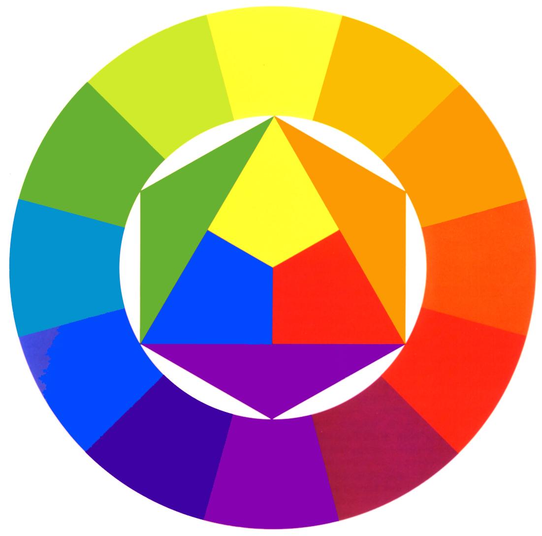 Спектр цветов картинки 5