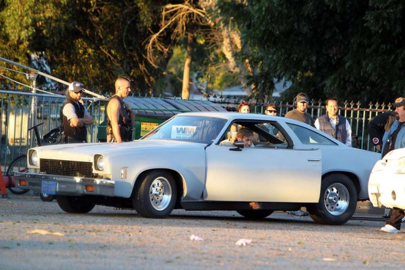 73 Chevrolet Malibu From Drive on 69 porsche 911 engine