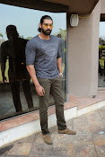 Rana Daggubati Rock Solid Fitness Photos-thumbnail-4