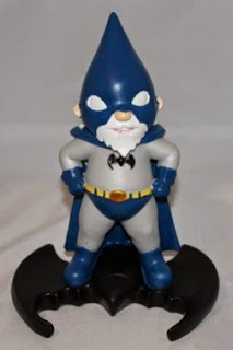 Bat Gnome is a Batman garden gnome