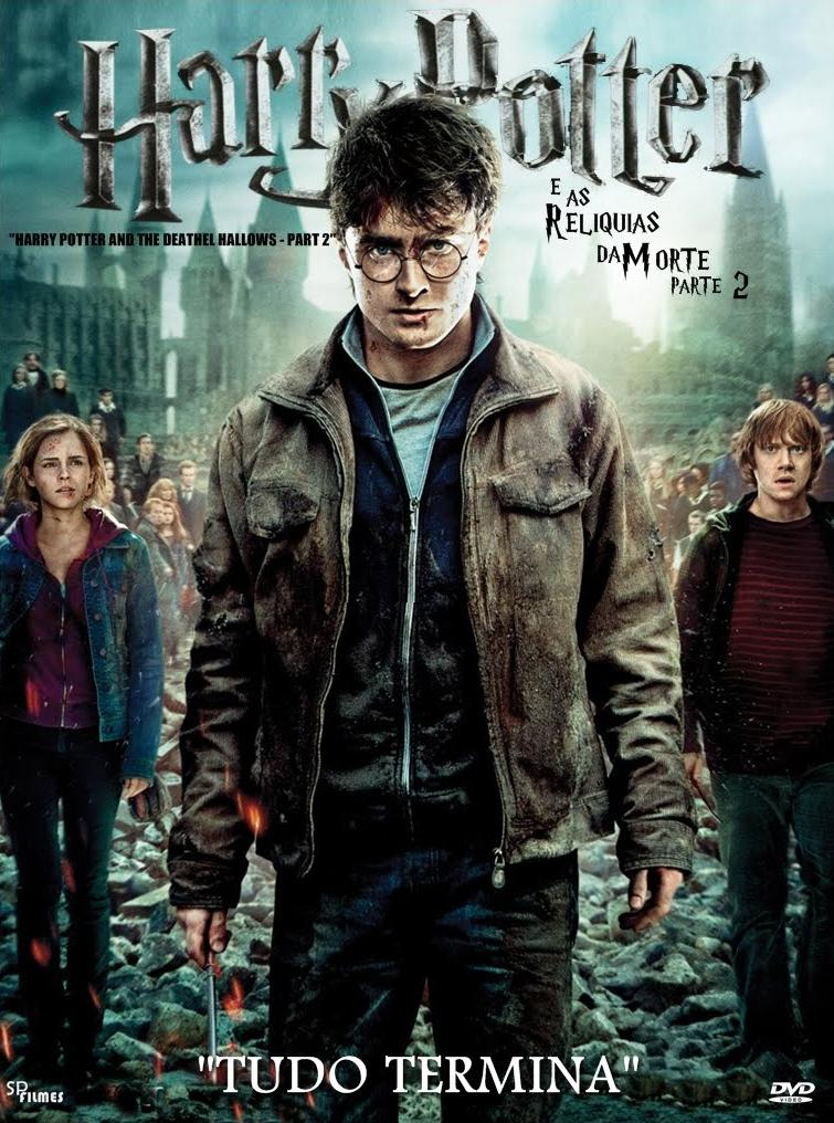 capa%2B%25282%2529 Baixar   Harry Potter E As Relíquias Da Morte: Parte 2 RMVB Legendado