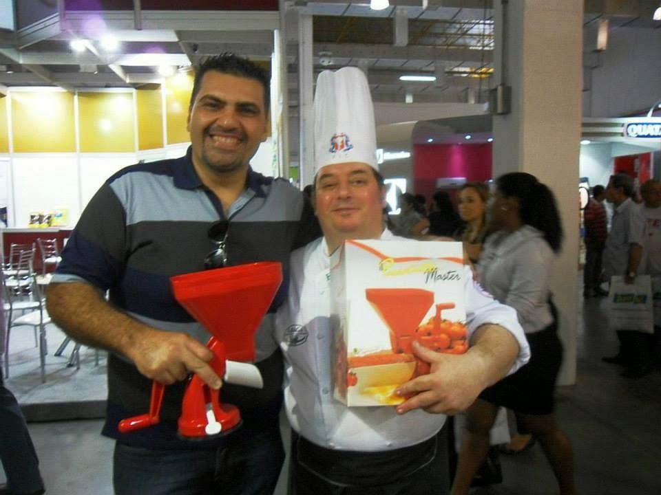 Chef Allan Garcia