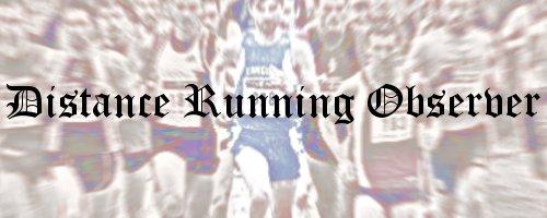 Distance Running Observer