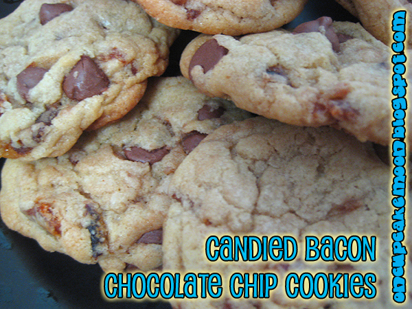 candied bacon chocolate chip cookies for the candied bacon 12 slices ...