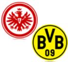Eintracht Frankfurt - Borussia Dortmund Live Stream
