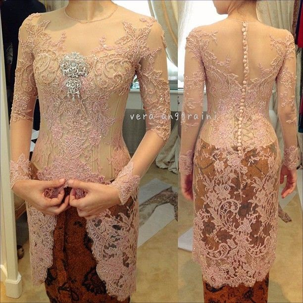 Model Kebaya Dress Related Keywords & Suggestions - Model Kebaya Dress ...
