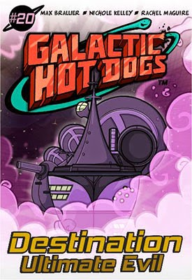 Galactic Hot Dogs: Chapter 20