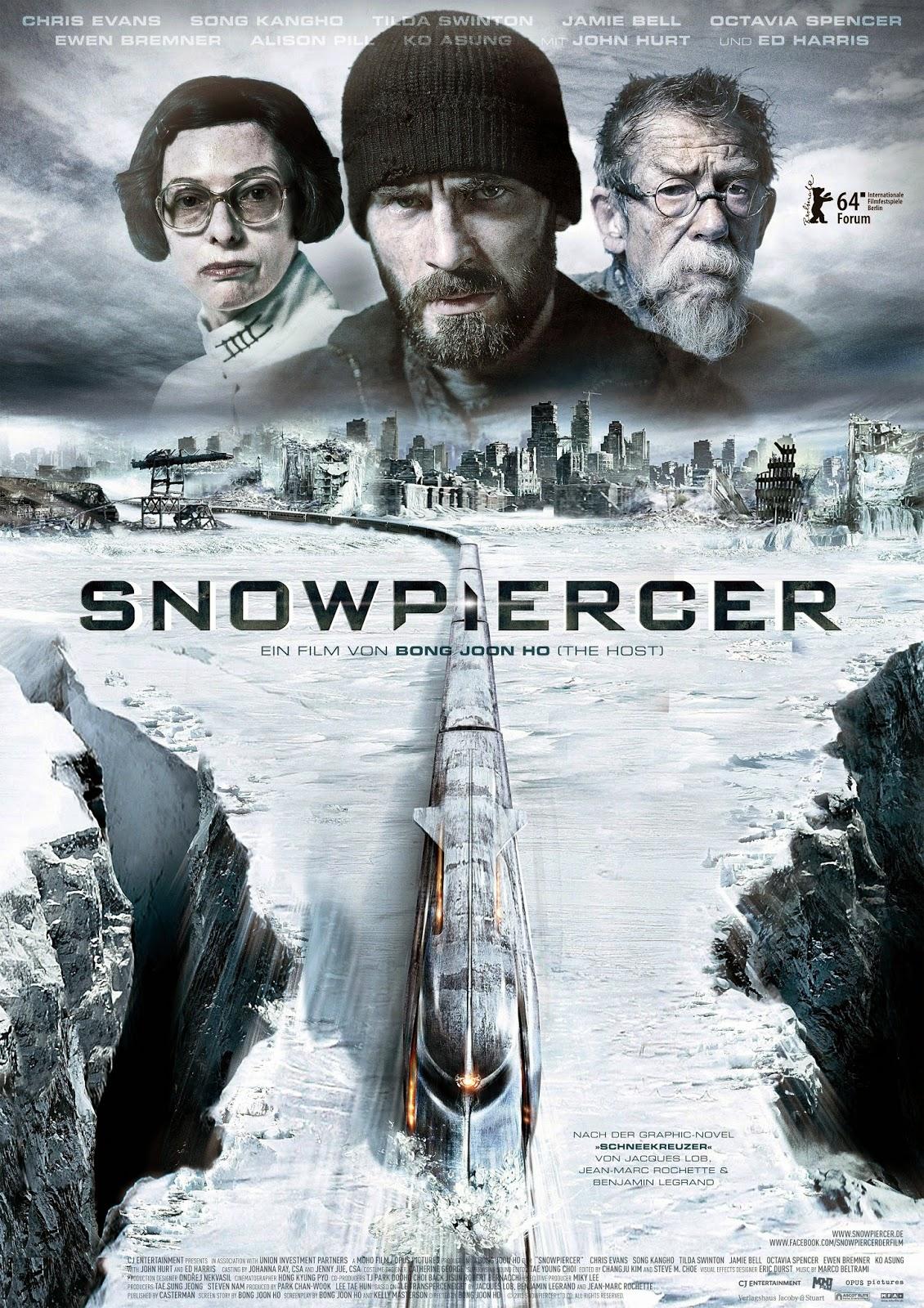Snowpiercer (2013) Poster