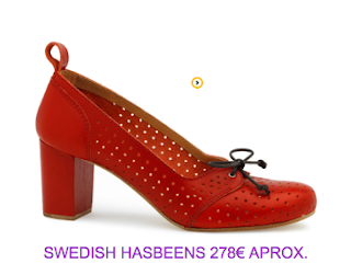 Zapatos Hasbeens