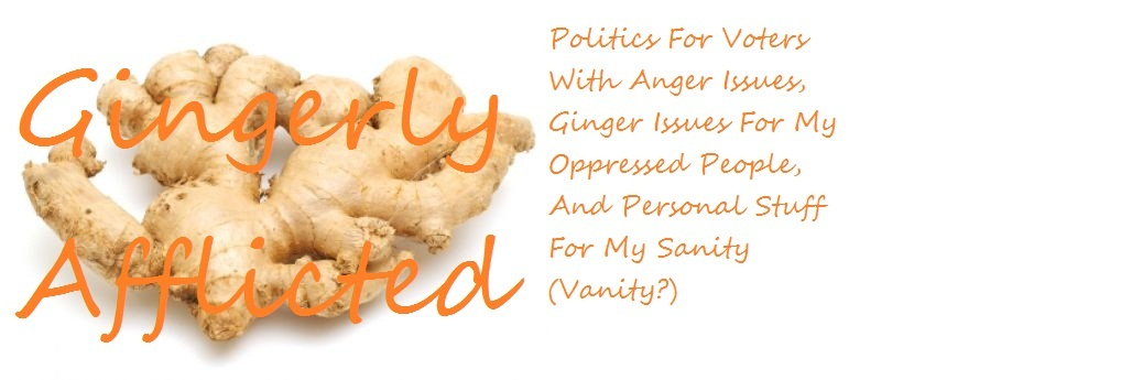 Gingerly Afflicted