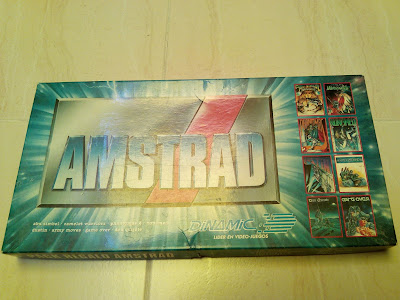 Pack regalo Amstrad de Dinamic