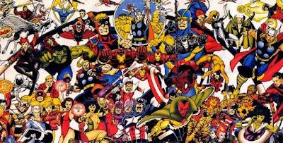 Avengers Vengadores Strauffon blog