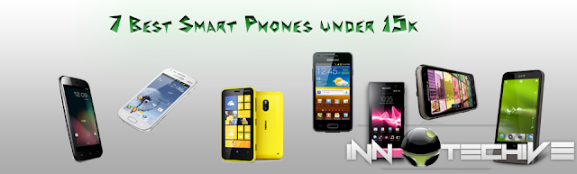 ANDROID PHONES UNDER 15000