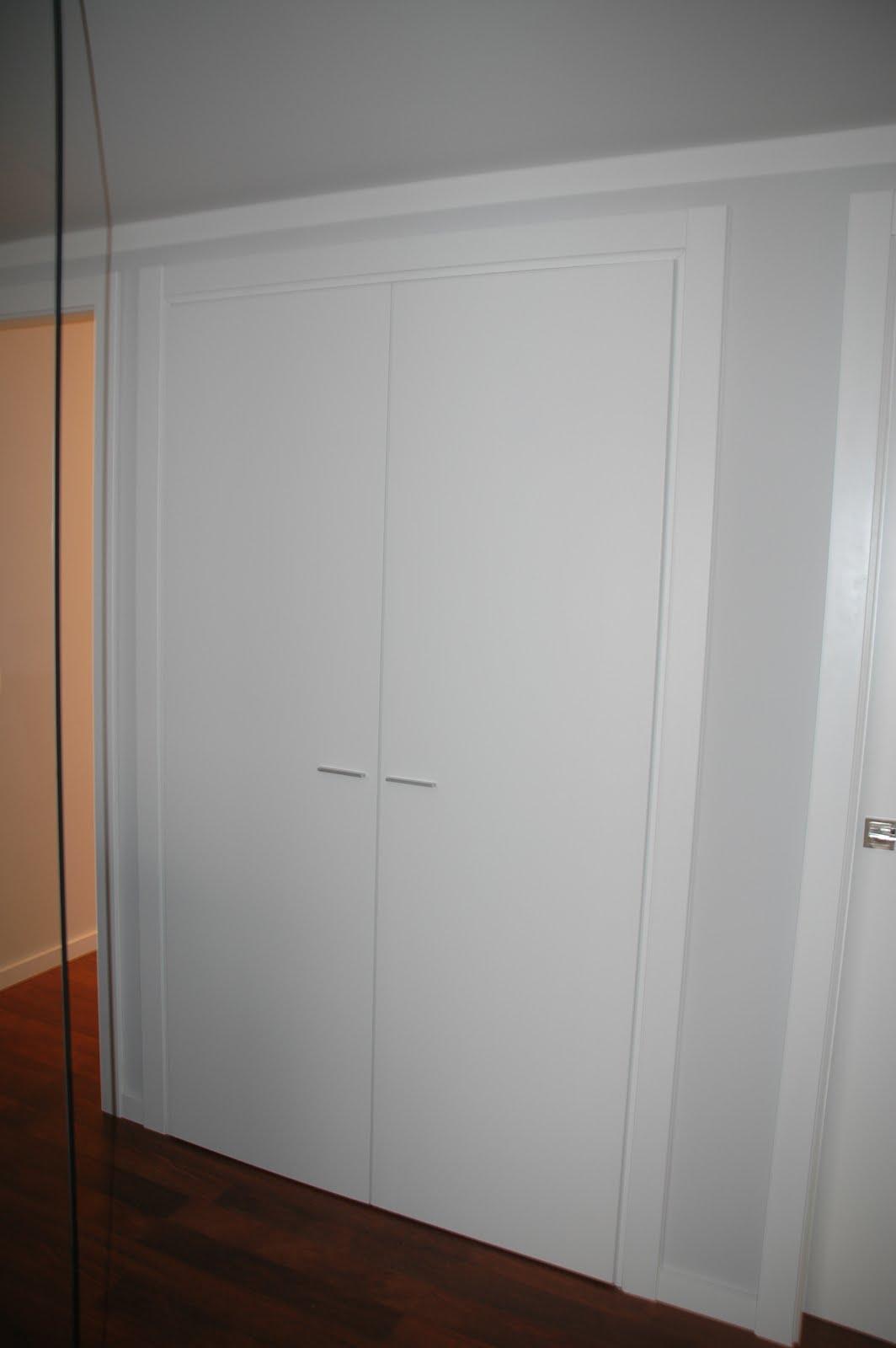 Carpinteria viosca roda armario empotrado - Frentes de armarios de cocina ...