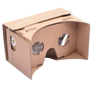3D очки для телефона своими руками за 3$