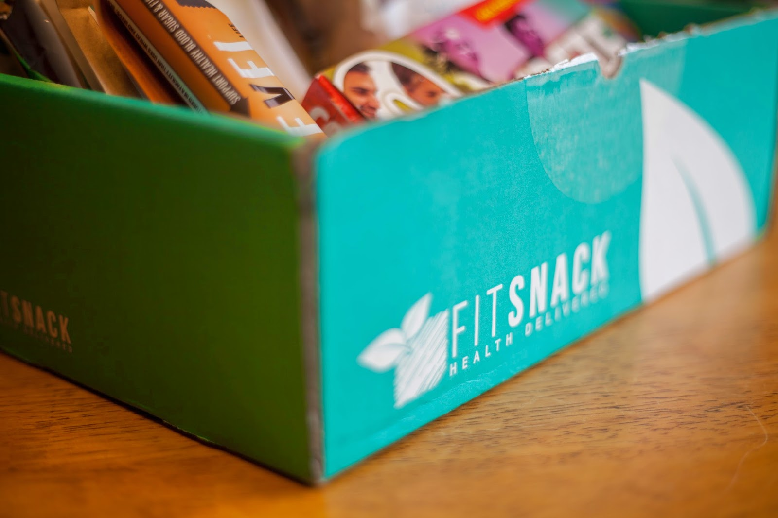 Fit Snack Subscription Box