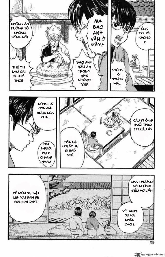 Gintama chap 1 Trang 34