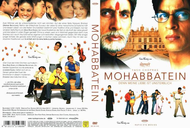 Mohabbatein  2000
