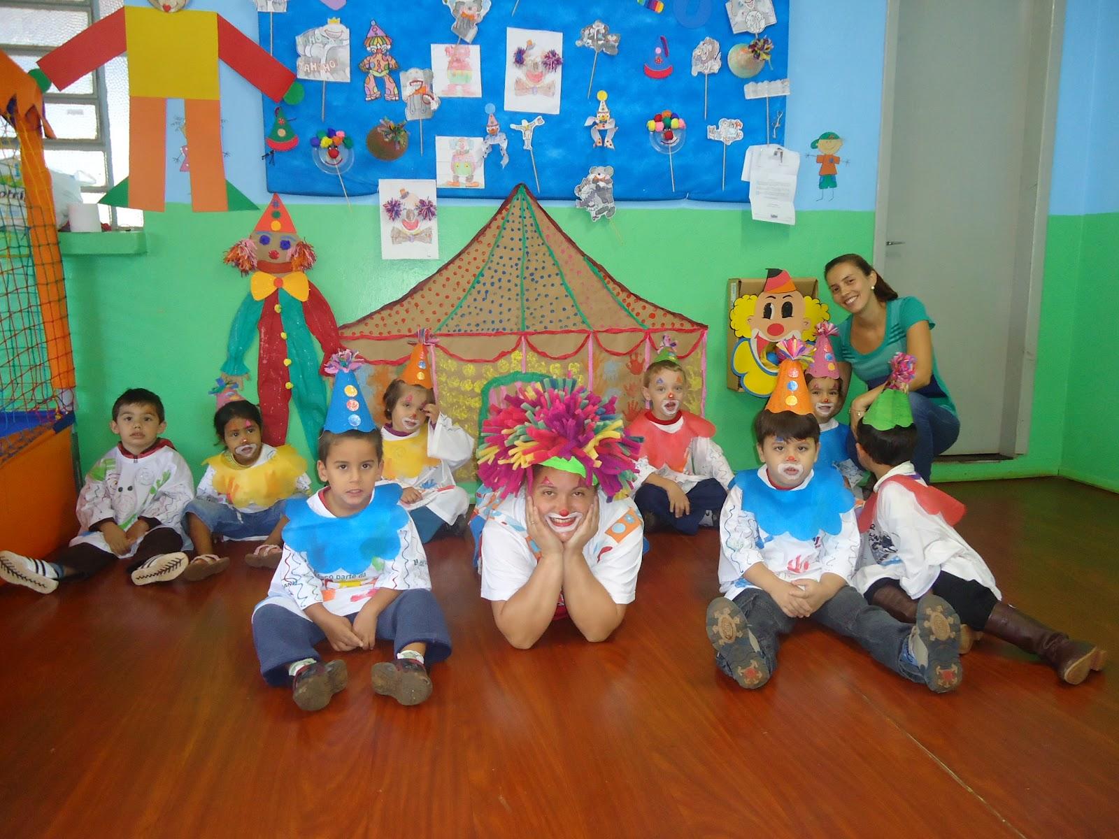 Populares Crescer com alegria: Dia do Circo CV57