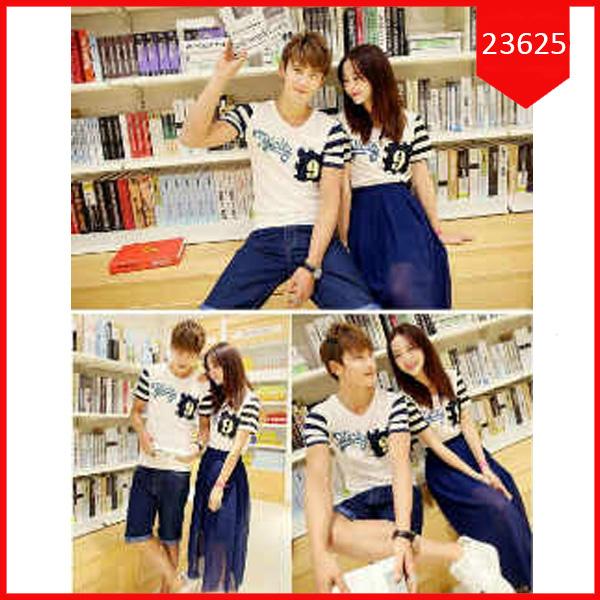 Busana: Dress Couple Fecilety (BBB-060)