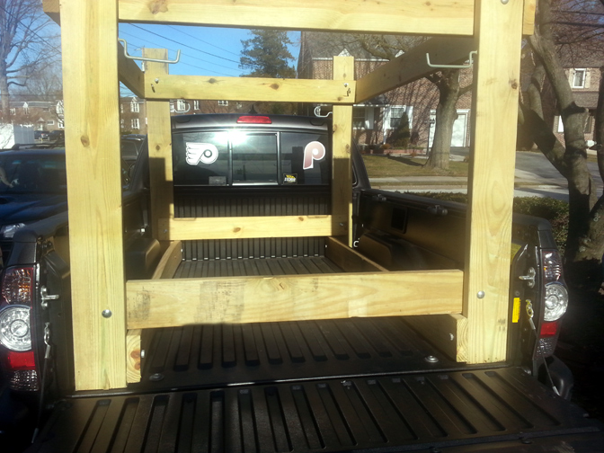 Diy Truck Rack Plans Pdf Woodworking