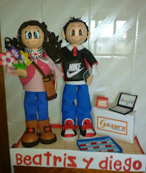 BEATRIZ Y DIEGO