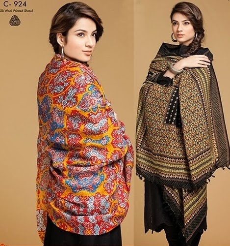 Kayseria Magic in Print Winter 2015-16
