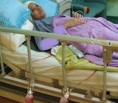 Selepas Pembedahan Kanser thn  2008