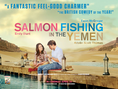 Watch Salmon fishing in yemen Hollywood movie in high quality