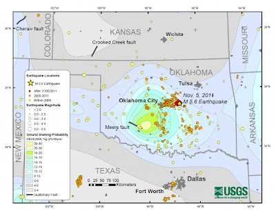 """""""Distribution_of_earthquakes_In_Oklahoma"""""""