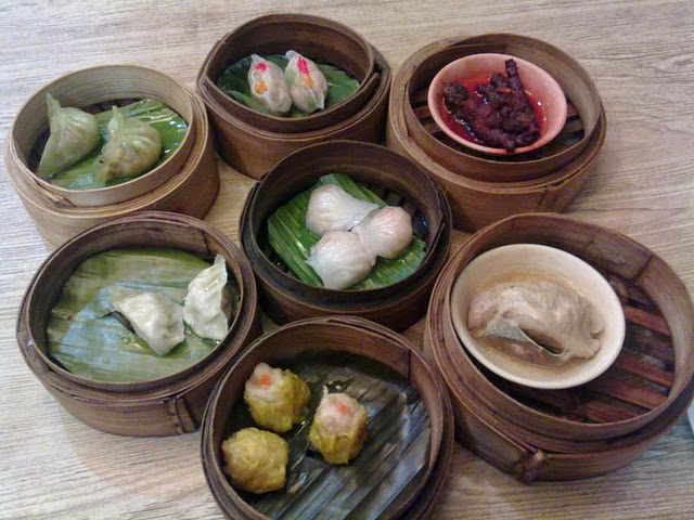 Dinsum All You Can Eat Bamboo Dinsum Jakarta 2