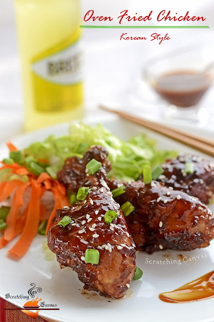 Korean Baked Chicken