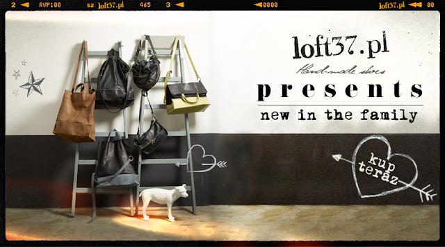loft37 - nowe torebki i baleriny