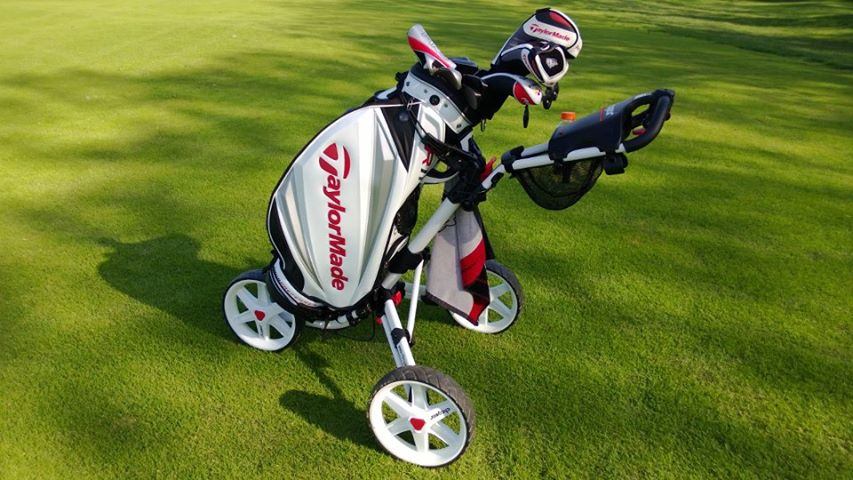 The New Clicgear 3 5 Golf Push Cart Review Still The Best And Now