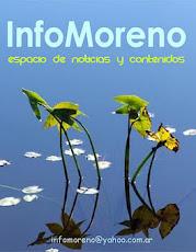 InfoMoreno • periodismo  digital