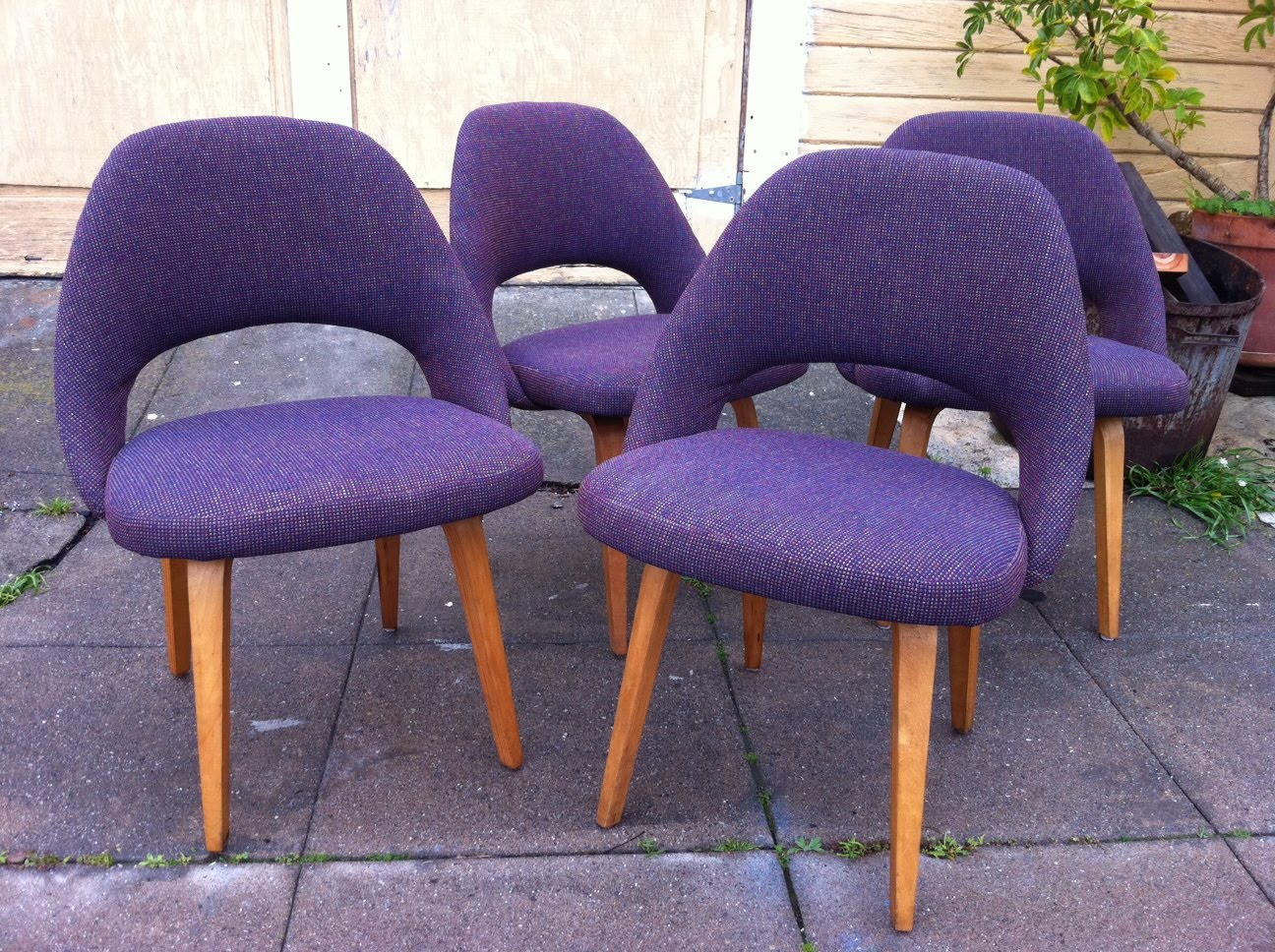 60s Dining Chairs Chair Pads Cushions