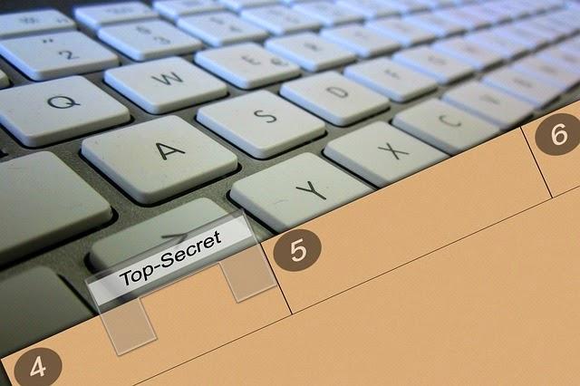 キーボード、秘密の画像