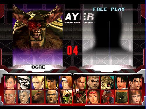 Tema  Gu  A  Pleta De Tekken 3