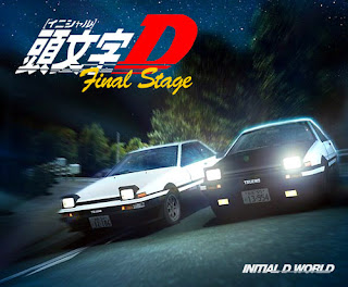 Initial D Final Stage 1-4 Sub Indo [Tamat]